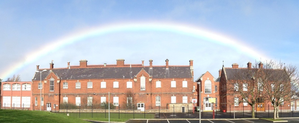 Carysfort National School Rainbow